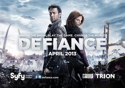 serie Defiance SyFy