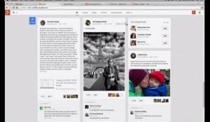 Le réseau social Google +