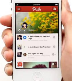 U nouvel outil de micro-blogging : Path
