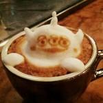 Kazujki Yamamoto : pionnier du 3D Latte Art
