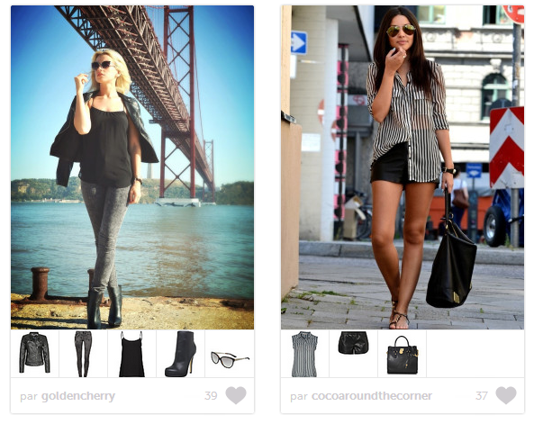 tenues blogueuses