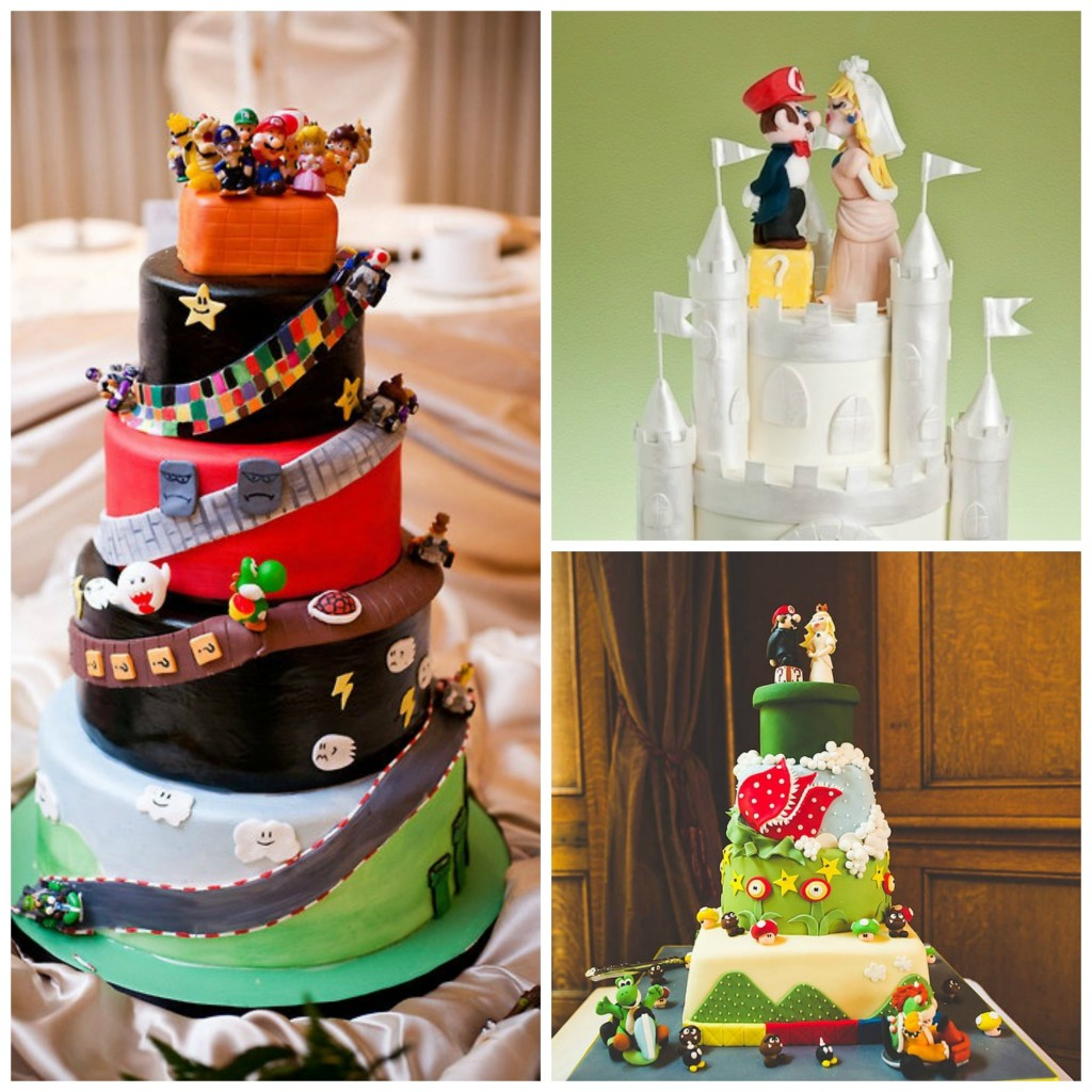 mario gâteau