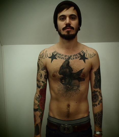 guy le tatoeer