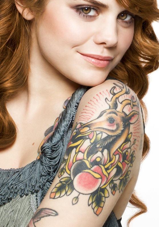 tatouage coeur de pirate