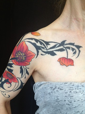 tatouage vyvyn lazonga