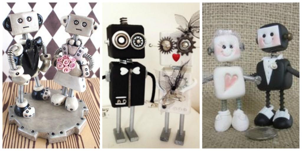 mariage robot