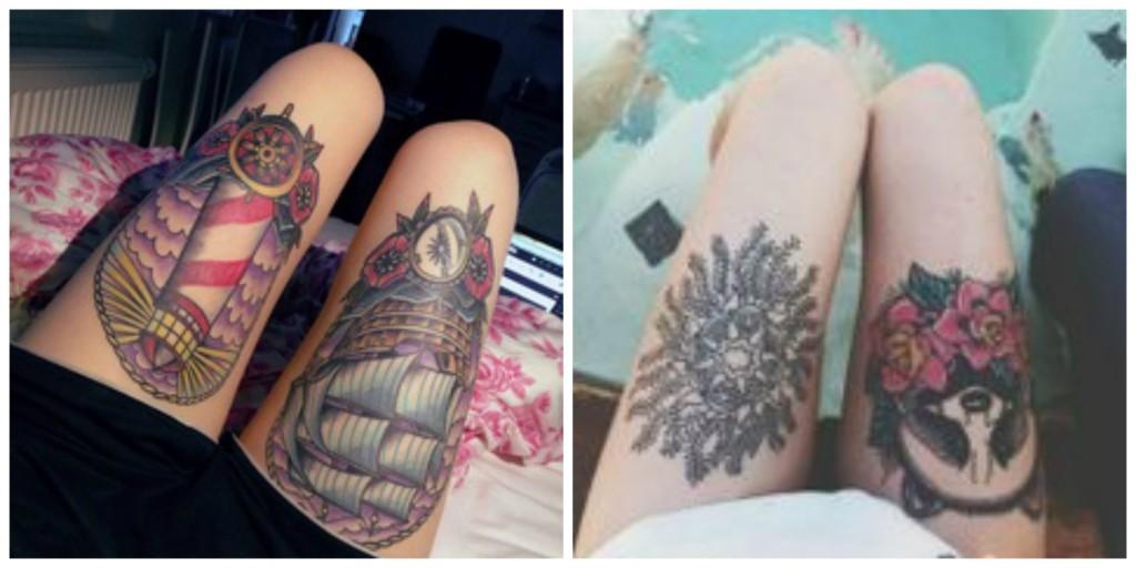 comment bien choisir son tatouage à la cuisse ? conseils et