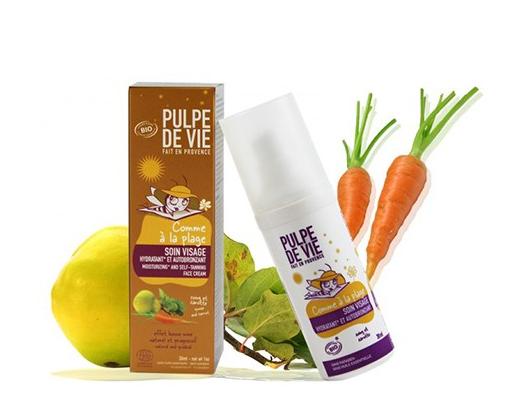 soin huile de carotte pulpe de vie
