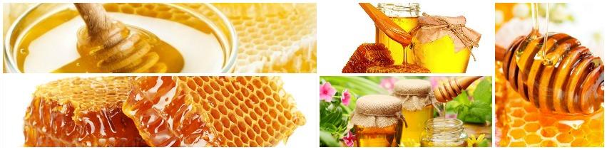 masque miel
