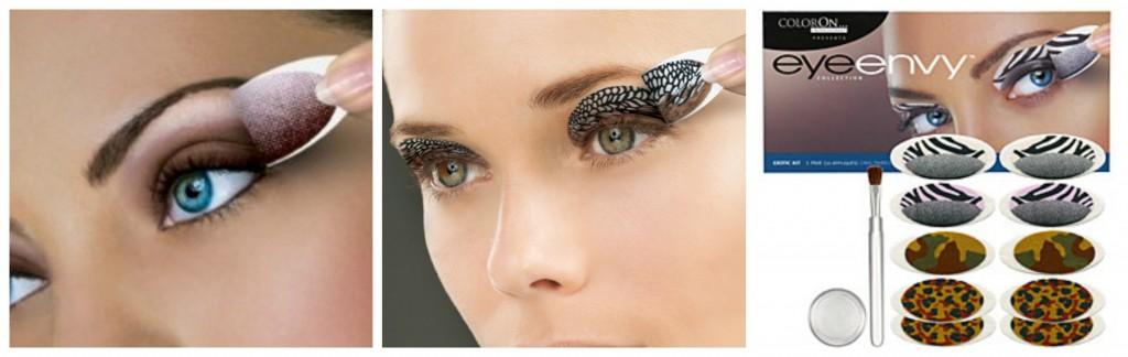 maquillage de fete patch