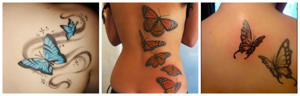 tatouage papillon signification