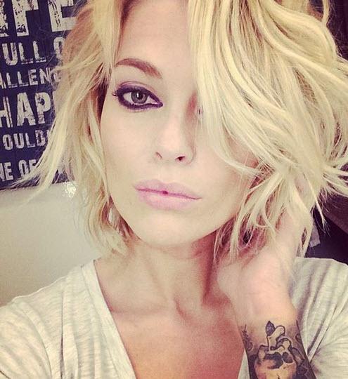 Les Tatouages De Caroline Receveur Mademoiselle Web