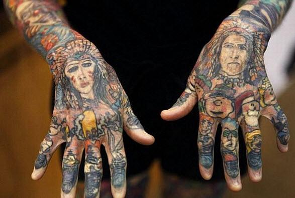 Julia Gnuse Tattoo