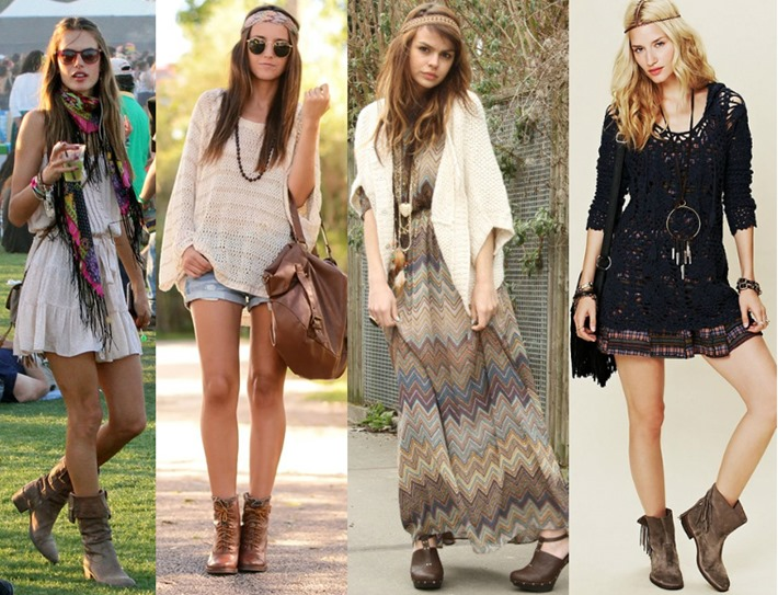 Adoptez le look hippie chic ! - Mademoiselle