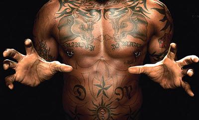 tatouage ventre