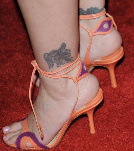 tattoo pied