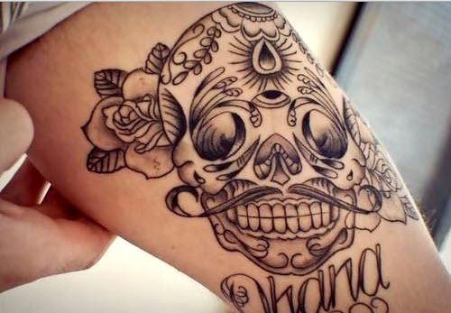 tatouage bras