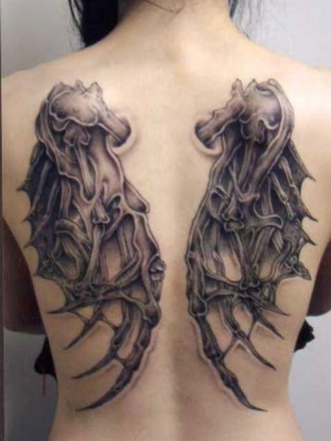 Le Tatouage Gothique